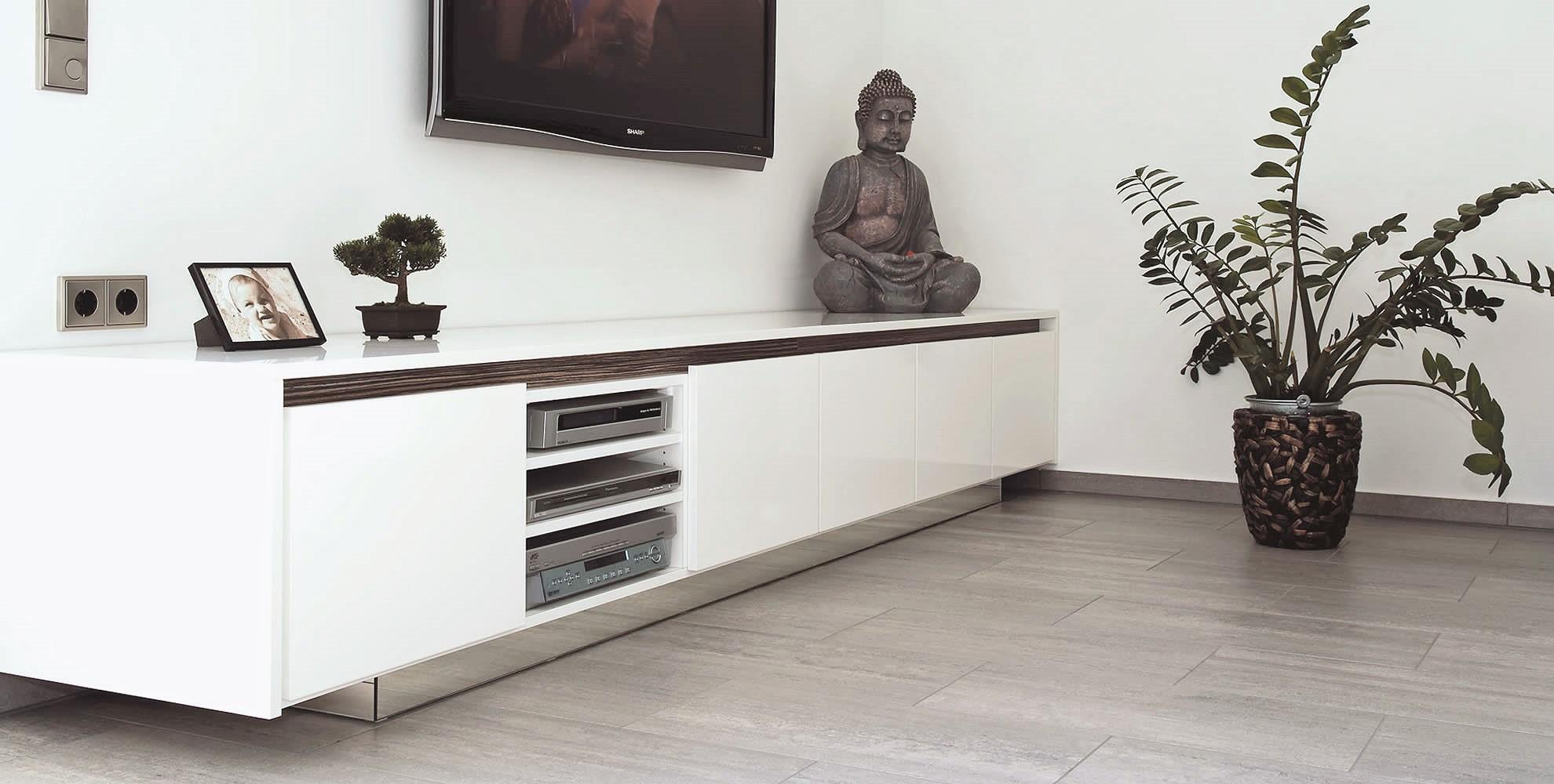Raumkonzepte Wohnzimmer Möbel & Schränke nach Maß - innconcept